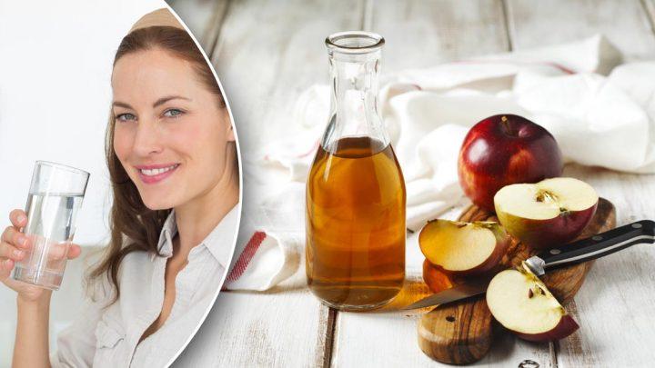Picie octu jabłkowego – skutki uboczne i właściwości